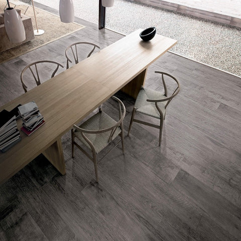Montreal Oak Laminate in Modern Home