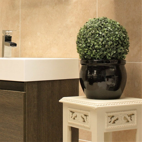 Portofino Tiles with Hand Basin by Tile Devil