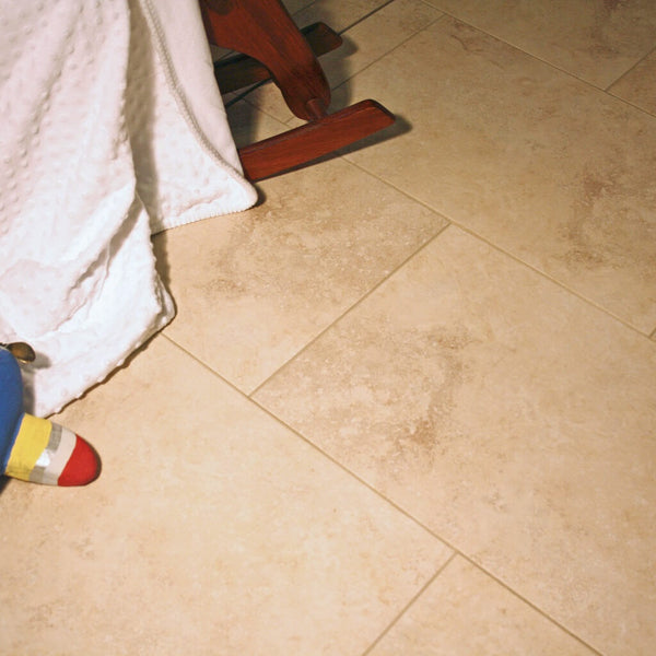 Portofino Tiles - Marfil 40x60 Large Floor Tiles with Toys