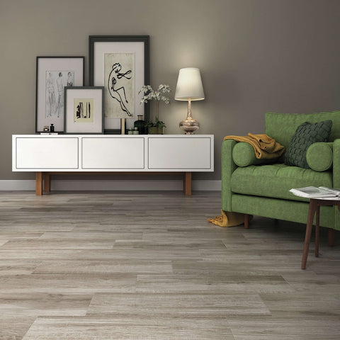 Sirouk Beige Tile in Mood Lit Apartment
