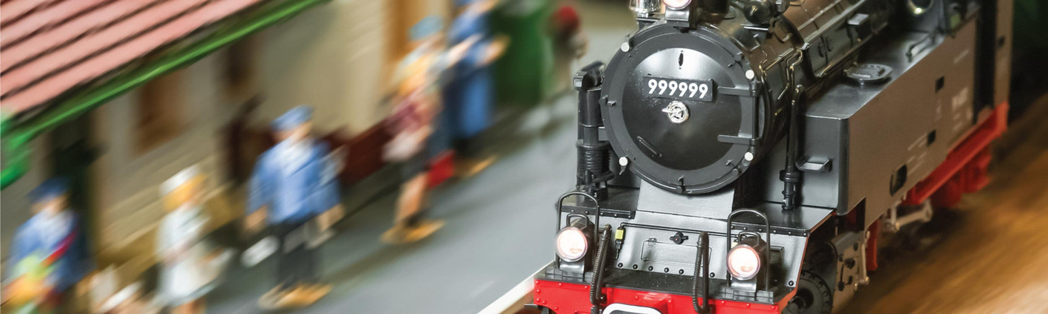 The Railway Conductor - Model Trains & Accessories