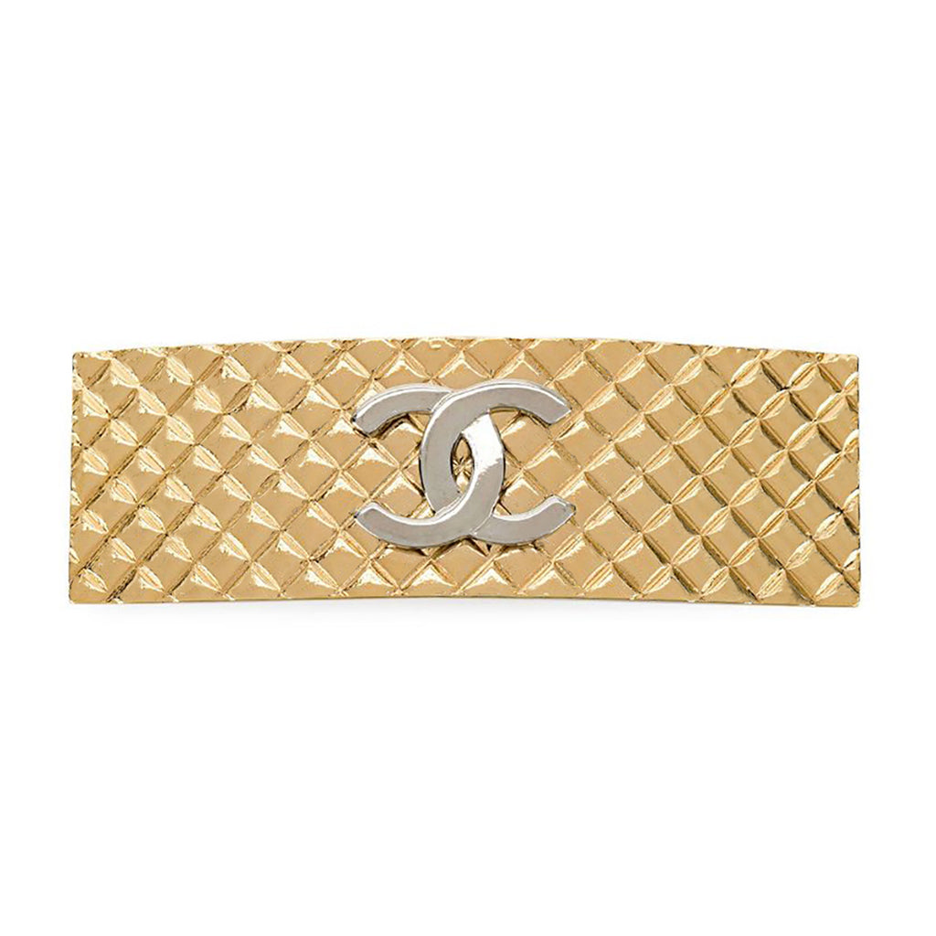 1998 Vintage Chanel Hair Slide