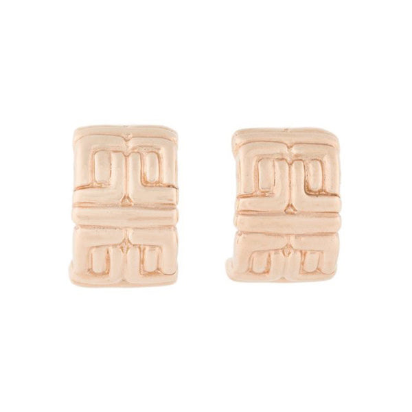 1980s Vintage Givenchy Logo Earrings