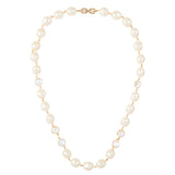 1990s Vintage Givenchy Faux Pearl Necklace