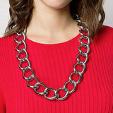 1990s Vintage Chain Necklace