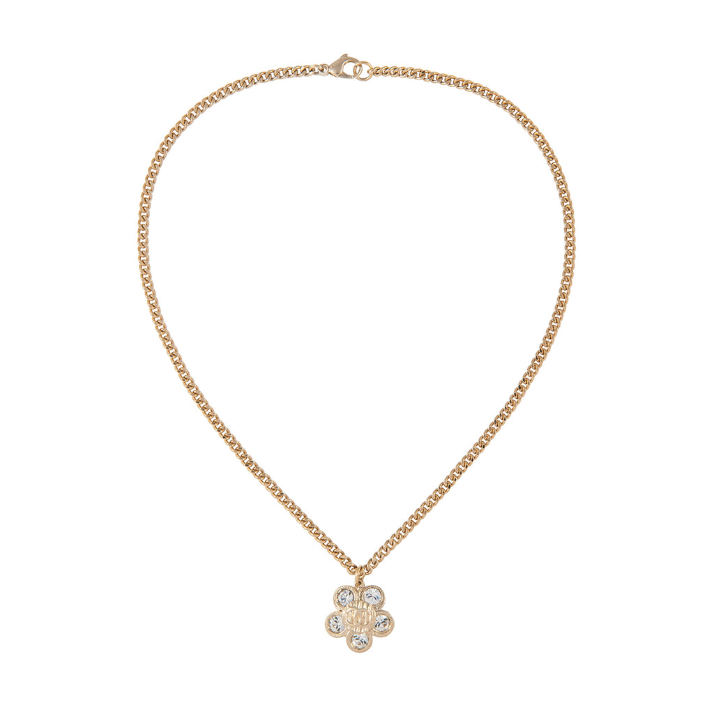 2006 Chanel Flower Necklace