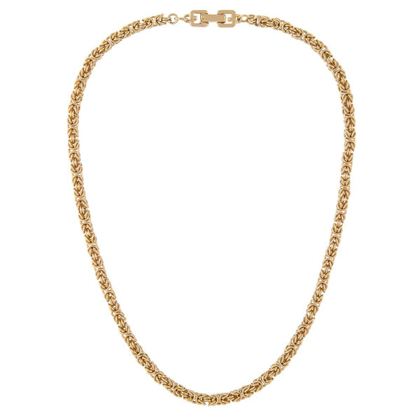 1980s Vintage Givenchy Chain Necklace