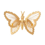1970s Vintage Monet Butterfly Brooch