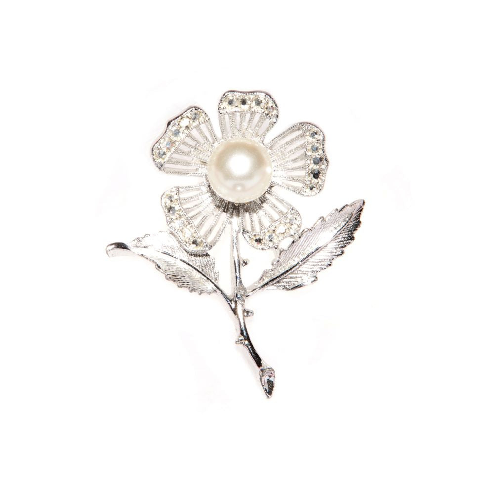 1960s Vintage Sarah Coventry Flower Brooch