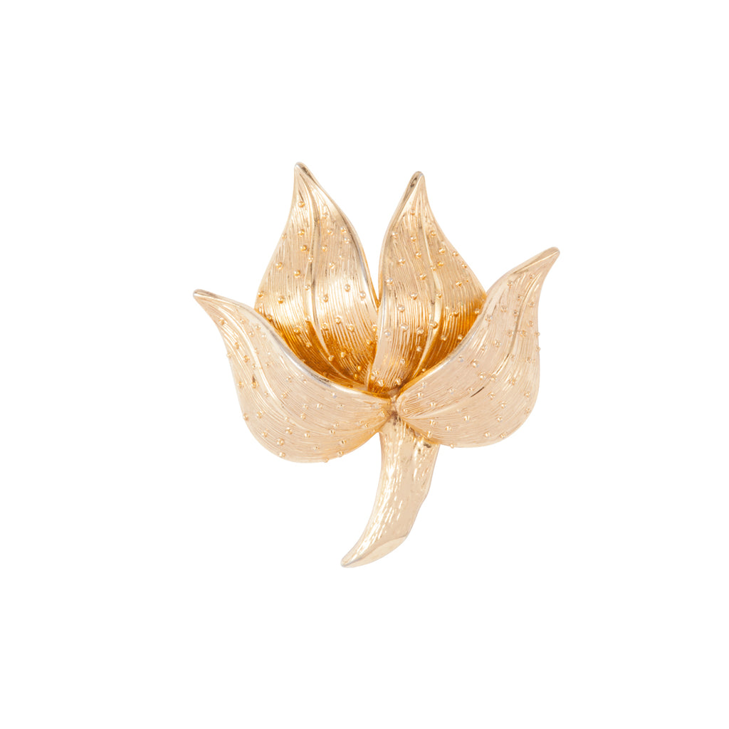 1966 Vintage Grosse Leaf Brooch