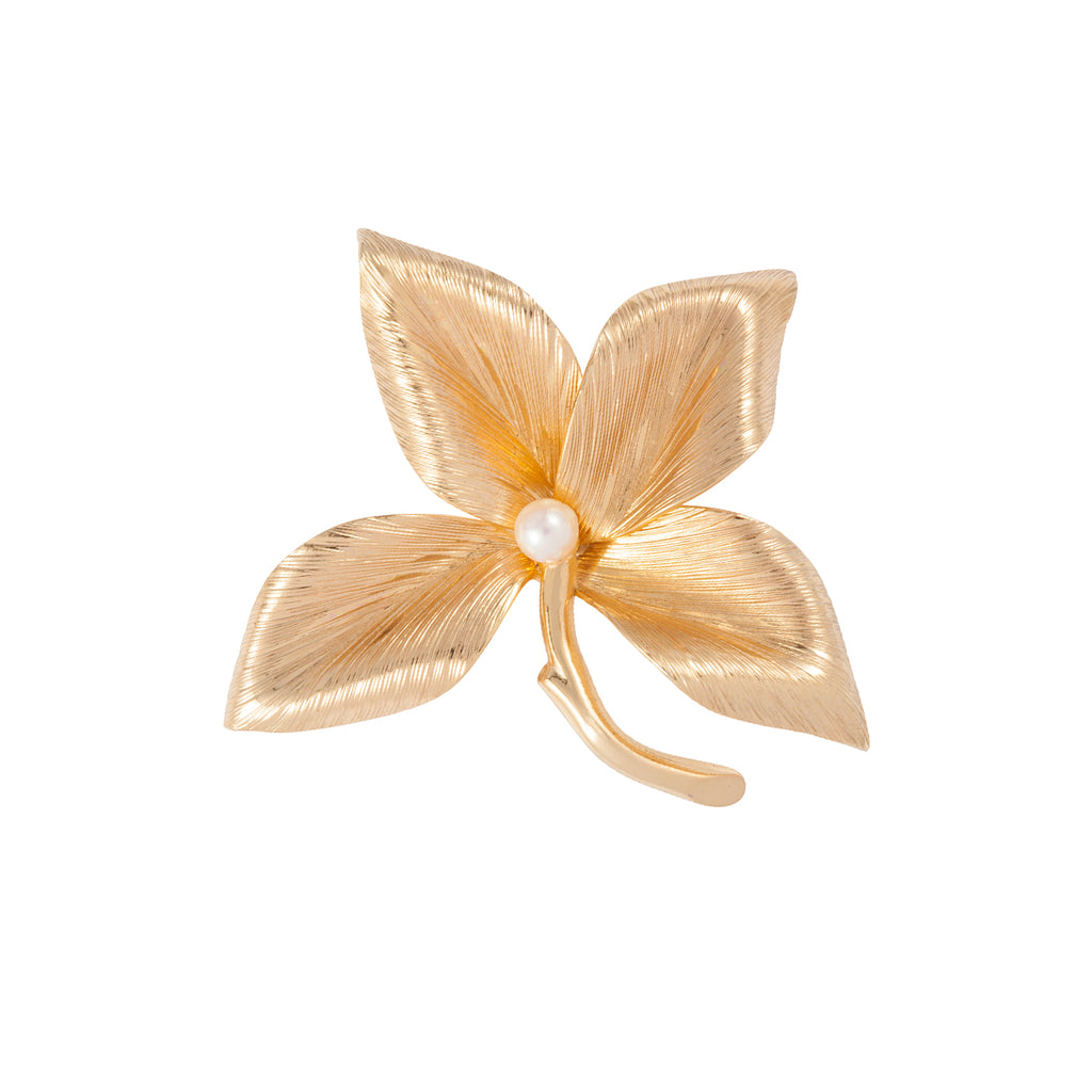 1965 Vintage Grosse Flower Brooch