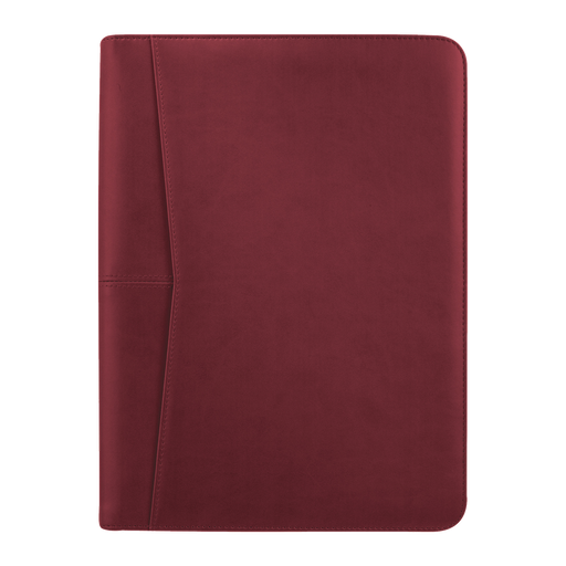 0770-10 Pedova Zippered Padfolio