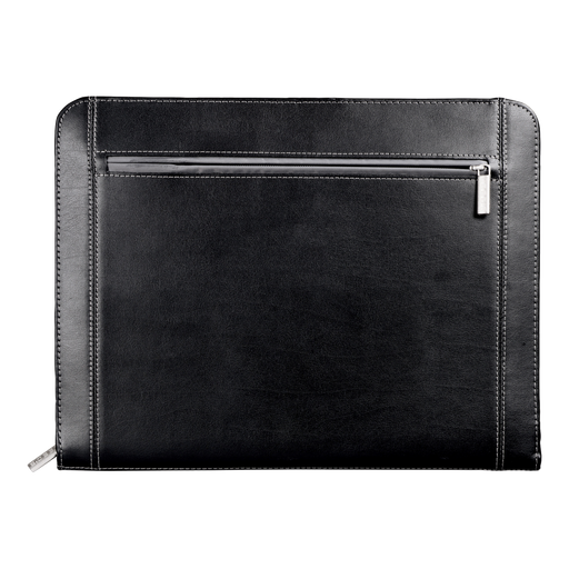 1100-10 Metropolitan Zippered Padfolio
