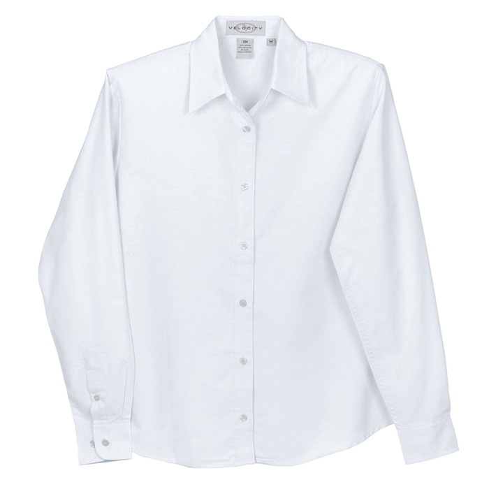 1211 Ladies Velocity Repel & Release Oxford Shirt
