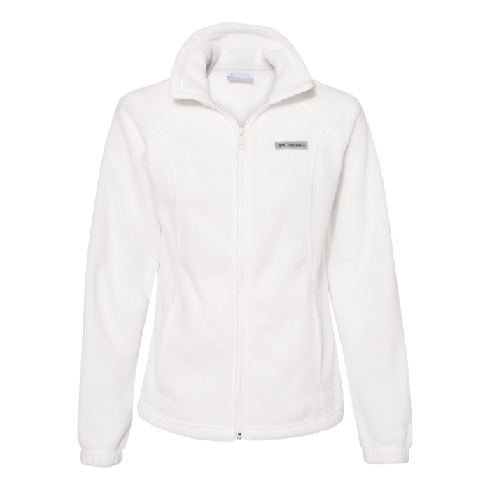 137211 Ladies Benton Springs Fleece Jacket