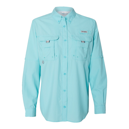 139656 Ladies Bahama Long Sleeve Shirt