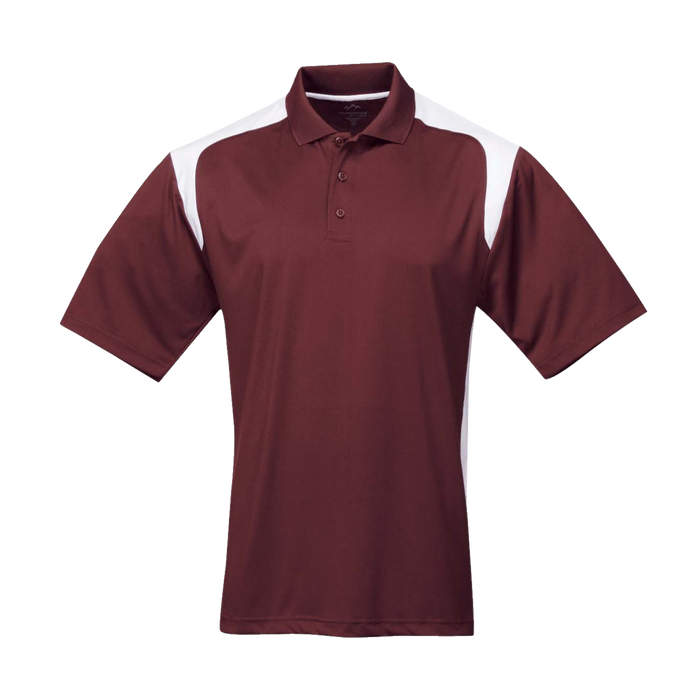 145 Mens Blitz Colorblock Polo