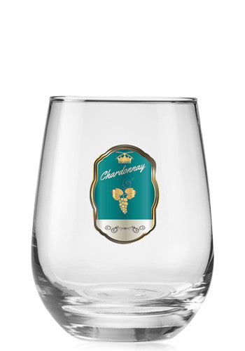 A231 Stemless White Wine Glass