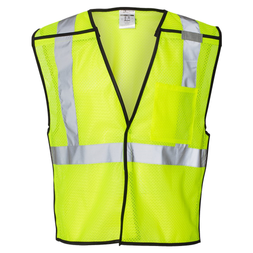 1535-1536 Economy Single Pocket Breakaway Vest