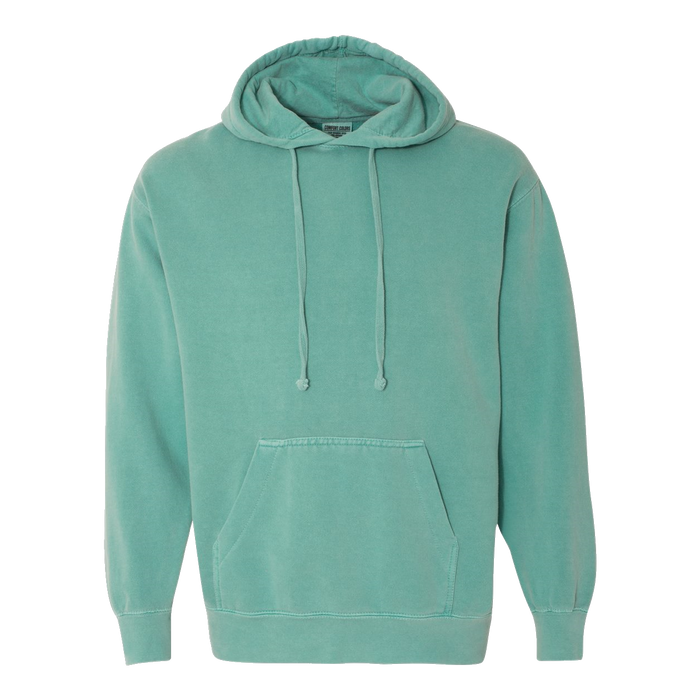 1567 Garment Dyed Hooded Pullover Sweatshirt
