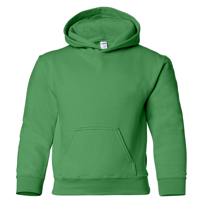 18500B Youth Heavy Blend Hooded Sweatshirt
