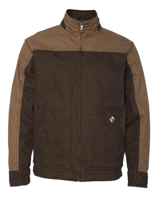 5089 Mens Horizon Two-Tone Canvas Jacket