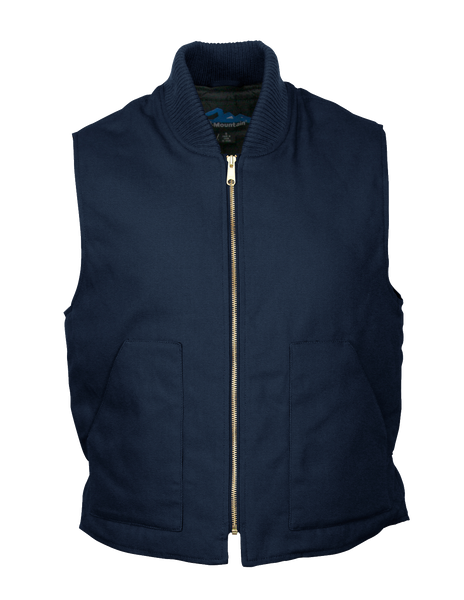 4400t men 39 s tall lodestar canvas vest shilling sales inc for Bear river workwear shirts