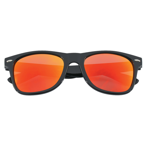 6203 Mirrored Malibu Sunglasses