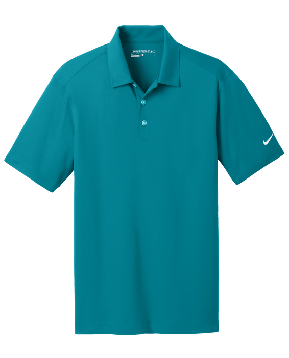 637167 Mens Golf Vertical Mesh Polo