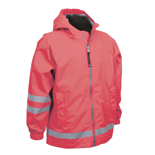 7099 Childrens New Englander Rain Jacket