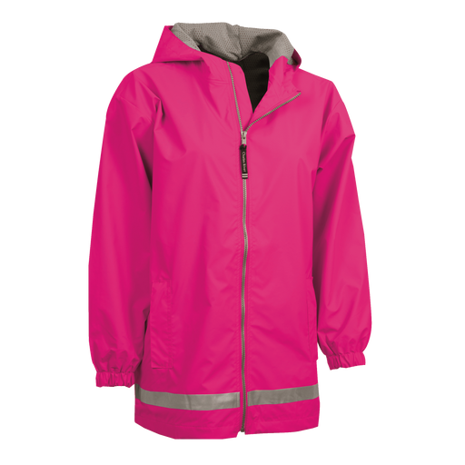 8099 Youth New Englander Rain Jacket