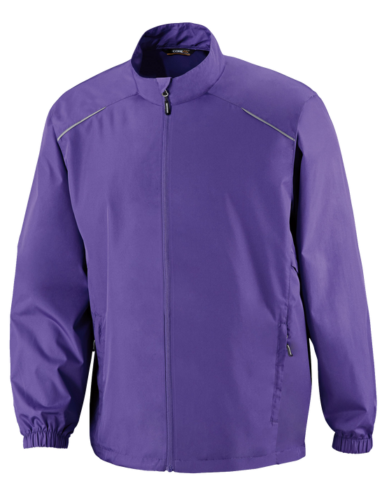 88183 Core 365 Mens Motivate Unlined Lightweight Jacket