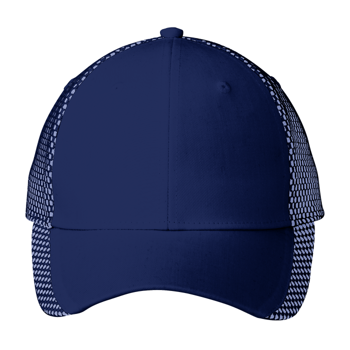 C923 Two Color Mesh Back Cap