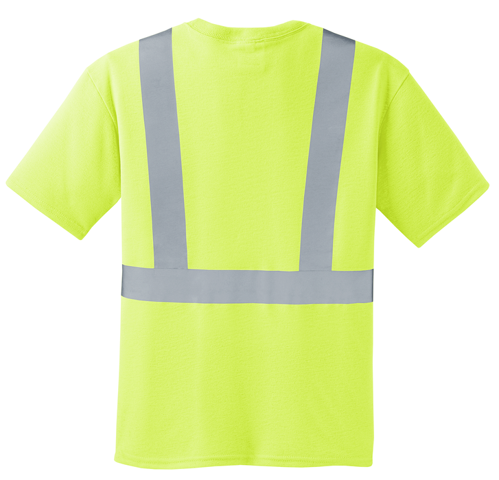 CS401 ANSI 107 Class 2 Safety Tee