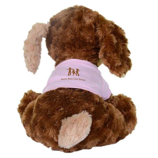 CT814 Luke  Dog Plush