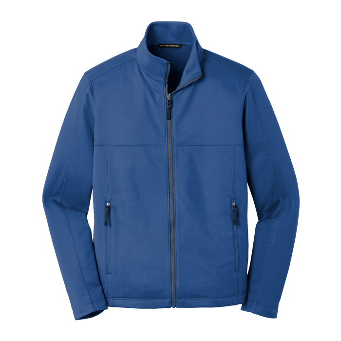 F904 Mens Collective Smooth Fleece Jacket
