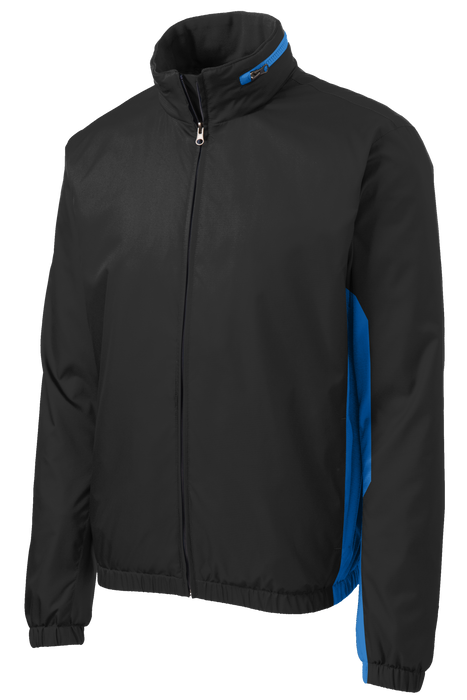 J330 Men's Core Colorblock Wind Jacket