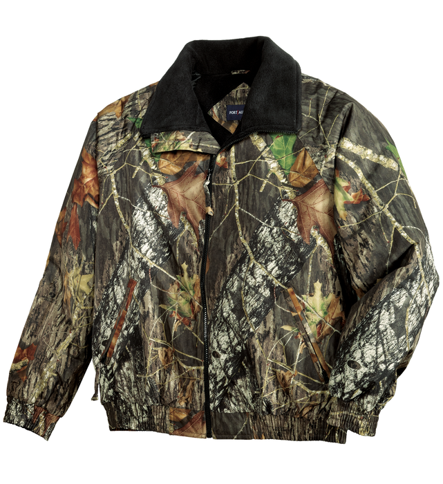 J754MO Mens Camouflage Challenger Jacket