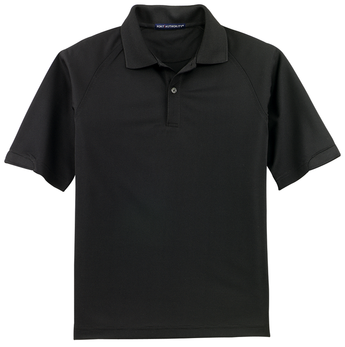 TLK525 Men's Tall Dry Zone Ottoman Polo