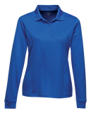 KL020LS Ladies Vital Long Sleeve Polo