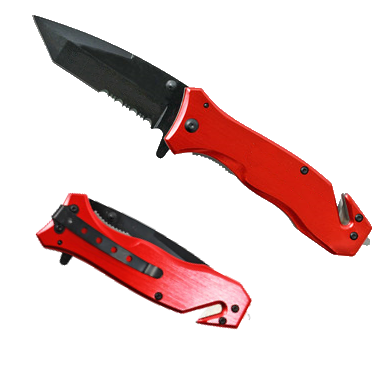 KN6146 Heavy Duty Rescue Knife
