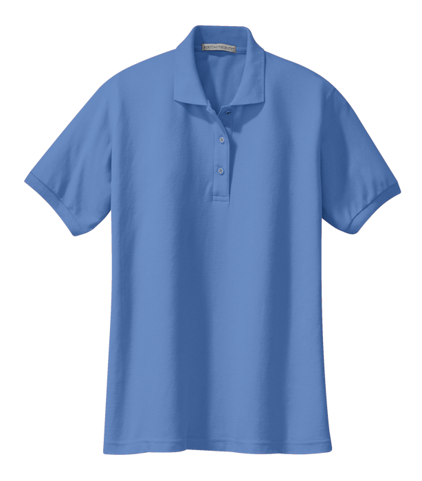L500 Ladies Silk Touch Polo