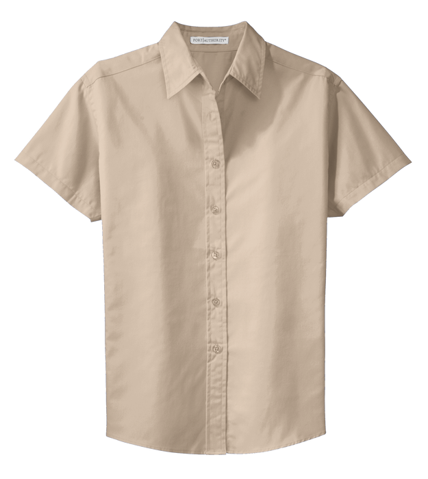 L508 Ladies Short Sleeve Easy Care Shirt