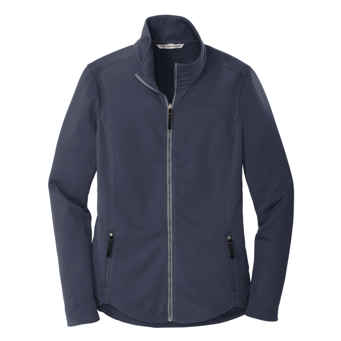 L904 Ladies Collective Smooth Fleece Jacket