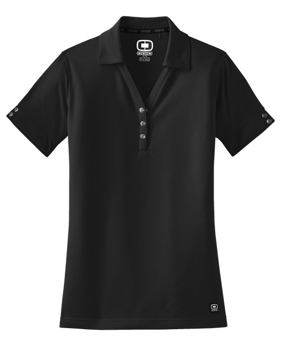 LOG105 Ladies Glam Polo