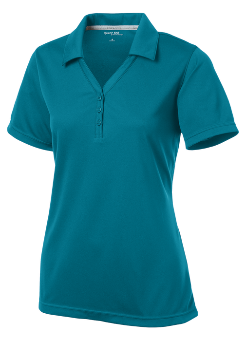 LST680 Ladies Micro-Mesh Polo
