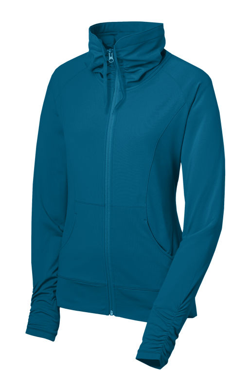 LST852 Ladies Sport-Wick Stretch Jacket