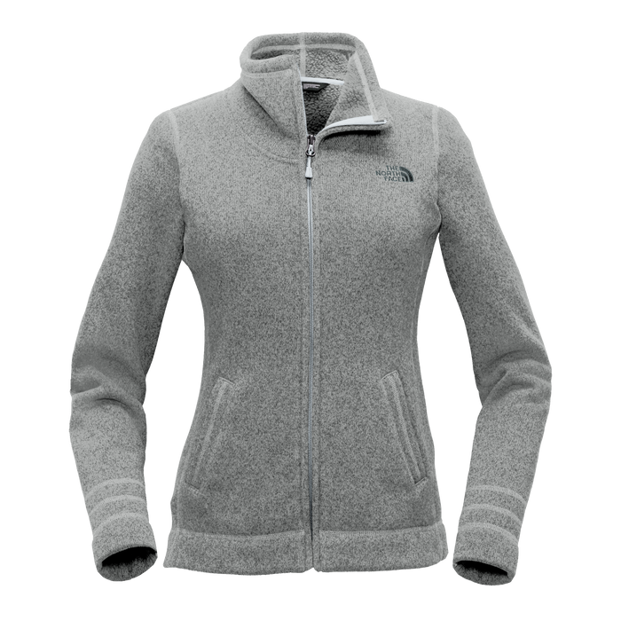 NF0A3LH8 Ladies Sweater Fleece Jacket