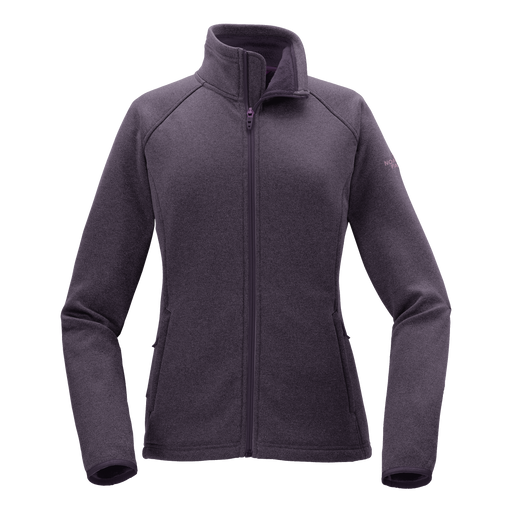 NF0A3LHA Ladies Canyon Flats Stretch Fleece Jacket