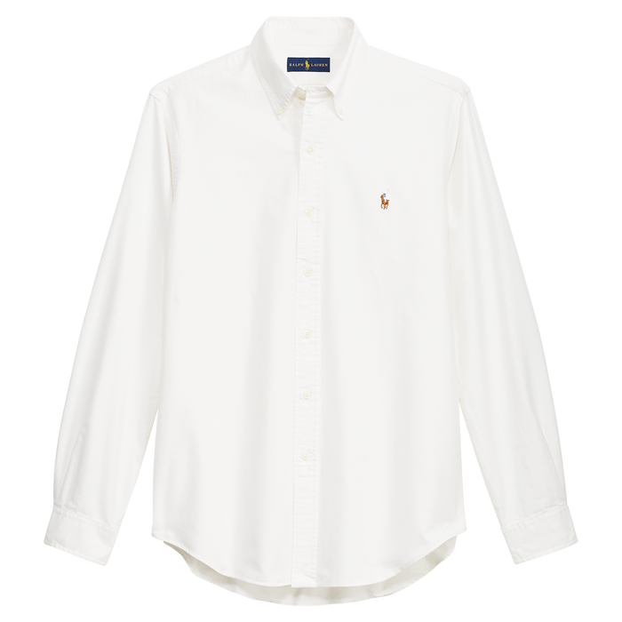 POLOW310 Mens Core-fit Oxford Shirt